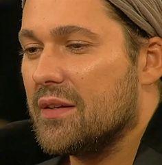"""David at """"Markus Lanz Talkshow"""""""