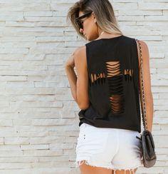 Nem todas as T-shirt precisam ser iguais   #summer #trend #fashion