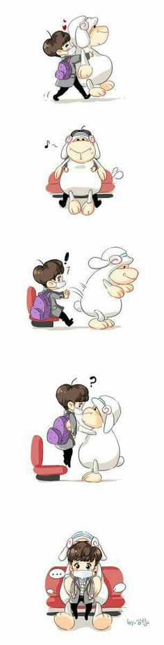 Lay Fanart ~CUTE <3 (see logo on pict for credit)