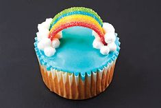 Dinner Recipes For Kids, Healthy Dinner Recipes, Kids Meals, Glazed Icing Recipe, Glaze Icing, Rainbow Treats, Rainbow Cupcakes, Todays Parent, Easy Chicken Curry