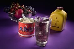 ARGI+™ works with Aloe Gel to keep your body functioning to its max potential.