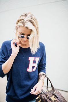 """"""" H is for Hilfiger"""" - @sosageblog"""