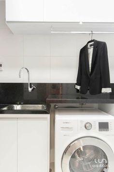 Lavanderia / Luni Arquitetura #laundry