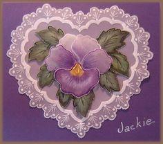 Pergamano Jackie