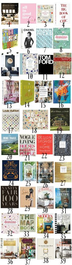 The Ultimate Holiday Gift Guide: Stylish Coffee Table & Accessorizing Books for creating the perfect SHELFIE! | This is our Bliss | www.thisisourbliss.com