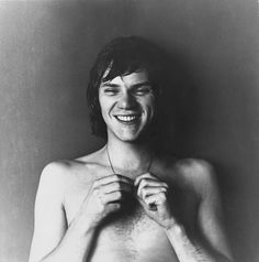 Malcolm McDowell 1971   He went from adorable to not so appealing to quite handsome.