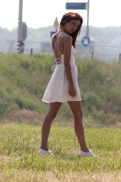 American Apparel Dress ( Dresses & Sneakers )