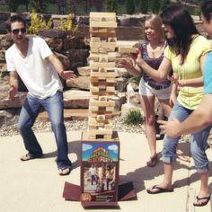 Backyard Block Party Outdoor Game - $75