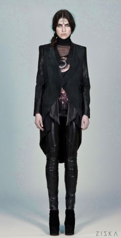 ziska autumn winter 2012 lookbook
