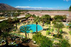 Pool at Renaissance Palm Springs
