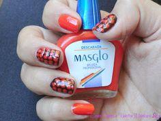 Segundo día de la semana #Masglo #naranja #descarada