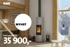Norges største peiskjede | Varmefag
