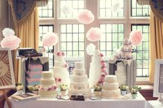 The Couture Cake Company: we are head over heels in love with the gorgeous - but more importantly - delicious wedding cakes from this company.