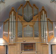 Werkstätte für Orgelbau, Karl Brode, Heilbad Heiligenstadt - Heiligenstadt - Bergkloster