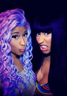 Nicki minaj and harajuku barbie Come visit kpopcity.net for the largest discount fashion store in the world!!