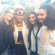 Photos: G Hannelius With Kayla Maisonet, Raven Symone