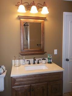 Ballantyne Bathroom Ballantyne Vanity Allen Roth 30