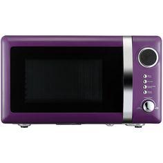 Wilko Colourplay Microwave Purple 20l