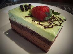 Avocado Genoa Cake