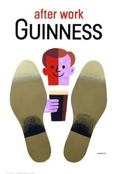 Guinness #vintage #reklama #advertising