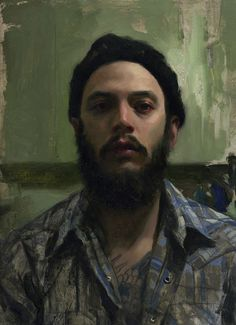 Sean Cheetham, Selfportrait