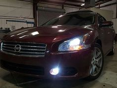 #HID Kits ONLY $50.00 #8000k #HIDkit Installed in the Headlights on this Client's #Nissan #Maxima at @PWTCustomz #TheREAL1STOPShop🚘 for #TotalAutomotiveCustomization #PWT #Customz #PWTint #PWTCustomz #280CommerceParkDR #RidgelandMS #OneSTOPShop #Call6018126606