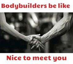 Nice to meet you - Funny Pictures and Quotes Workout Memes, Gym Memes, Funny Memes, Jokes, Videos Funny, Funny Quotes, Bodybuilding Quotes, Bodybuilding Motivation, Funny Picture Quotes