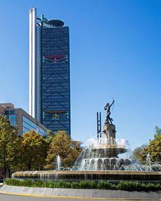 Gallery of BBVA Bancomer Tower / LEGORRETA + LEGORRETA + Rogers Stirk Harbour + Partners - 7