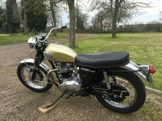 Triumph TT 120C Replica Styled from a Matching Numbers 1970 TR6R in Cars, Motorcycles & Vehicles, Motorcycles & Scooters, Honda | eBay