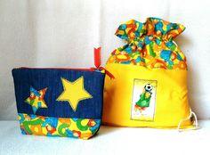 Conjunto amarillo y tejano