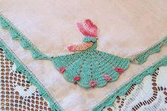 Casa de Retalhos: Voltando no tempo {Vintage crochet}