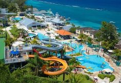 Above and beyond delicious cuisine and decadent spa treatments, each of these all-inclusive Caribbean resorts comes with plenty of kid-friendly activities, plus perks and pampering fit for the Royal Family. Water babies will be in seventh heaven at the all-inclusive Beaches Boscobel in Ocho Rios, Jamaica