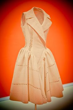 Replica Pink Alaia Dress Color Pink Dress