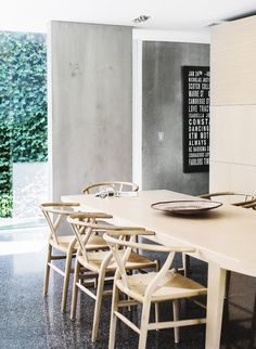 Modern Kitchen - via Coco Lapine Design