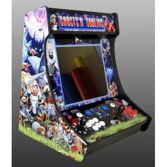 Arcade Bartop Ghost´n Goblins