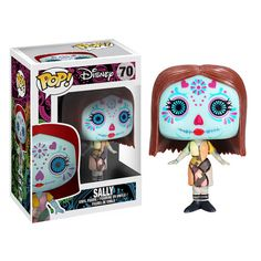 NBX Sally Day of the Dead Pop! Vinyl Figure - Funko - Nightmare Before Christmas - Vinyl Figures at Entertainment Earth