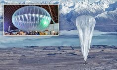 Project Loon gets ready for global lift off: Google plans to have a 'ring' of internet balloons encircling the Earth by next year | These balloons have been designed to provide people with cheap, 4G internet and each balloon can cover an area of around 25 miles (40km) [The Future of the Internet: http://futuristicnews.com/tag/internet/]