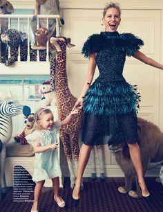 visual optimism; fashion editorials, shows, campaigns & more!: karolina kurkova by norman jean roy for tatler russia may 2014