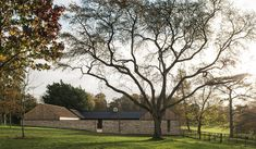 A pottery studio and stable courtyard Architects London, Arch Interior, Street House, Modern Barn, Maine House, Amazing Architecture, Stables, Winchester, Landscape Design