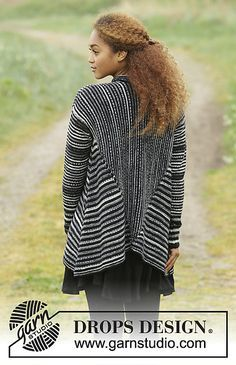 Ravelry: 173-14 Midnight Roads pattern by DROPS design