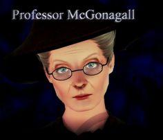 Brunettesimgirl's Simmies and Lots: Professor McGonagall