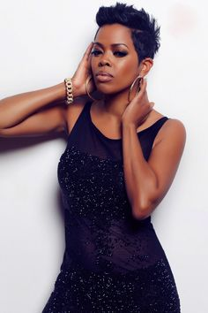 sidibeauty:  Sidi Beauty  Malinda Williams.