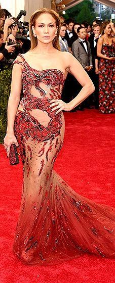 Jennifer Lopez: Met Gala 2015