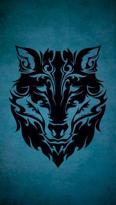 TRIBAL WOLF by Takihisa on DeviantArt