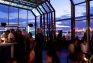 Drink with a View at These NYC Rooftop Bars: Plunge at Hotel Gansevoort