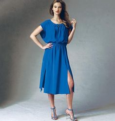 Vogue 1379 Tracy Reese Dress