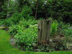 Organic Gardening Magazine Back Issues Bog Garden, Rain Garden, Water Garden, Home And Garden, Organic Gardening Magazine, Rogers Gardens, Real Estate Site, Growing Plants, Garden Inspiration