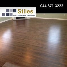 Stiles offers all products and services professionally and efficiently, we don't only stock bathroom and kitchen products we offer floor laminating services at a great price that you wont be unhappy with. #homeimprovement #lifestyle