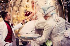 Walt Disney World Wedding #bride #cinderella #wedding #disney