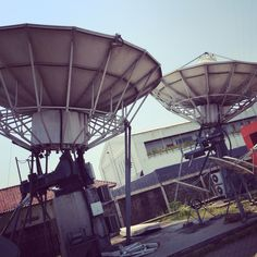 IPStar Gateway .  Located in Cikarang.
